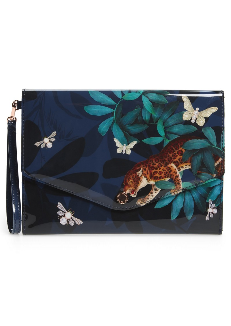 Ted Baker London Lyri Houdini Envelope Clutch