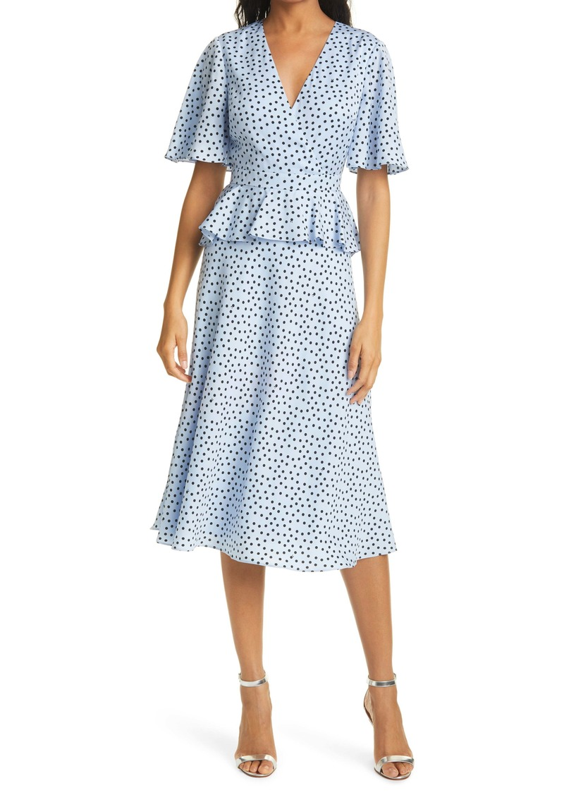Ted Baker London Mabbel Peplum Dress