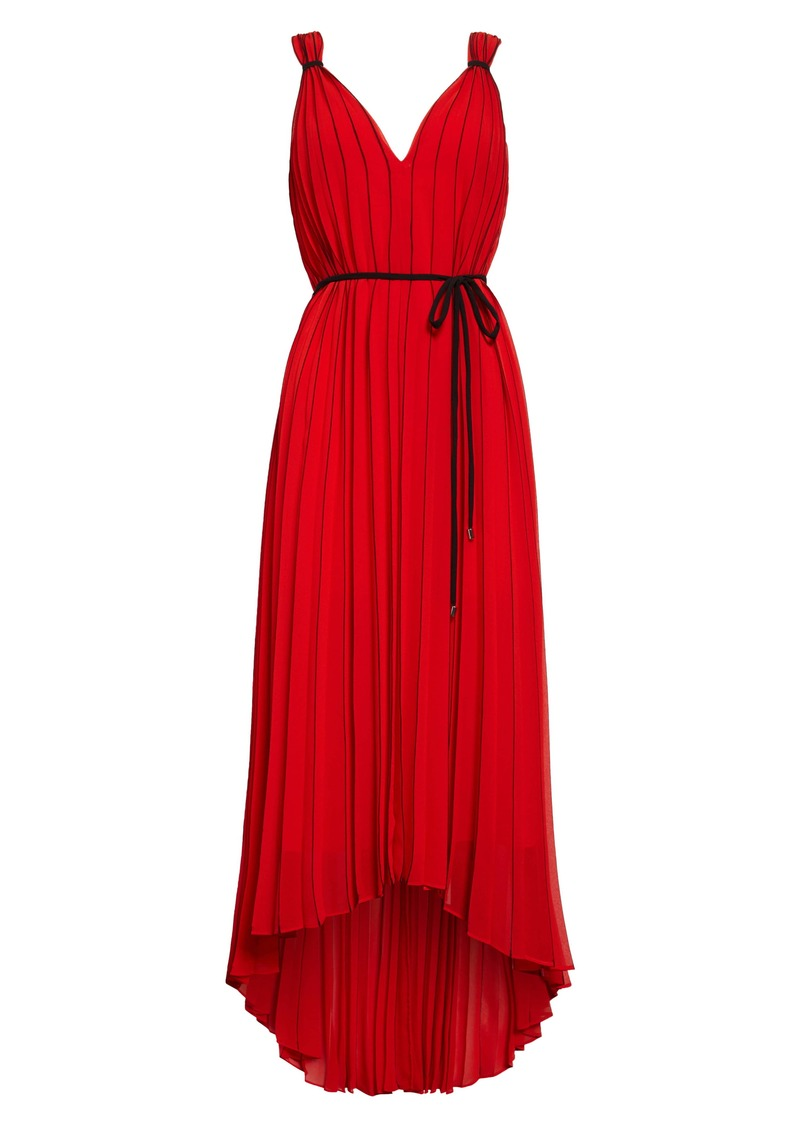 Ted Baker London Maleeta High/Low Sleeveless Dress