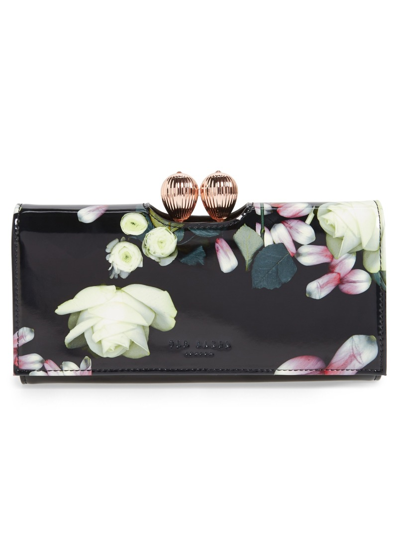Ted Baker London Marcco Kensington Leather Matinée Wallet