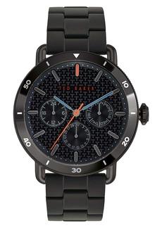 Ted Baker London Margarit Multifunction Bracelet Watch, 46mm