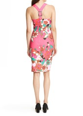 Ted Baker London Marloww Piñata Floral Sheath Dress