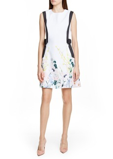 3256490fa82809 Ted Baker London Marzy Elegance Bow A-Line Dress