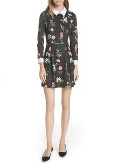 Ted Baker London Matredi Florence Point Collar Dress