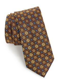Ted Baker London Medallion Flower Silk Tie