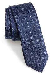 Ted Baker London Medallion Silk Skinny Tie