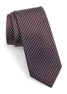 Ted Baker London Micro Pattern Silk Tie