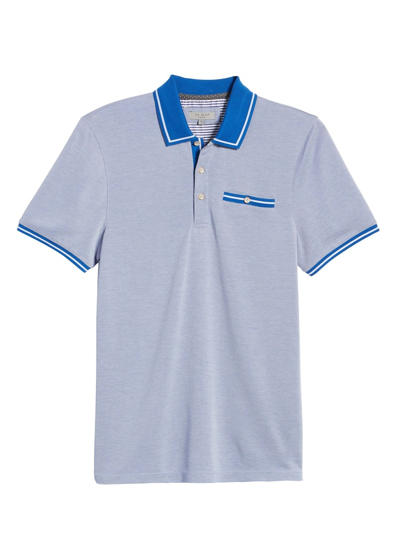 Ted Baker London Mightie Slim Fit Polo Shirt