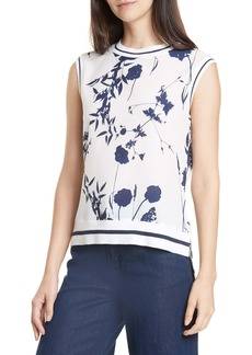 Ted Baker London Miha Bluebell Top