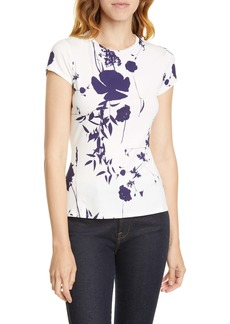 Ted Baker London Miliyy Bluebell Fitted Tee