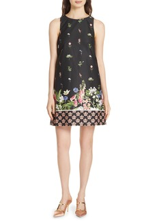 Ted Baker London Millaa Florence Shift Dress