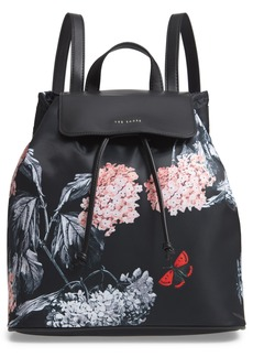 Ted Baker London Milliee Narrnia Print Nylon Backpack