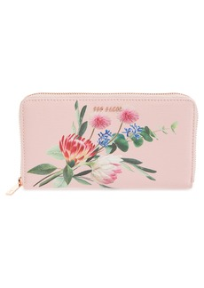 Ted Baker London Minal Zip Around Matinee Wallet