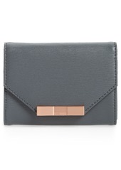 Ted Baker London Mini Addala Bow Leather Wallet