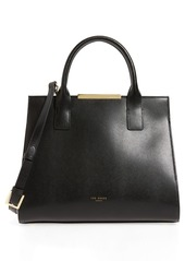 Ted Baker London Mini Colorblock Leather Tote