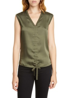 Ted Baker London Mix Media Top