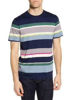 Ted Baker London Mixed Stripe T-Shirt