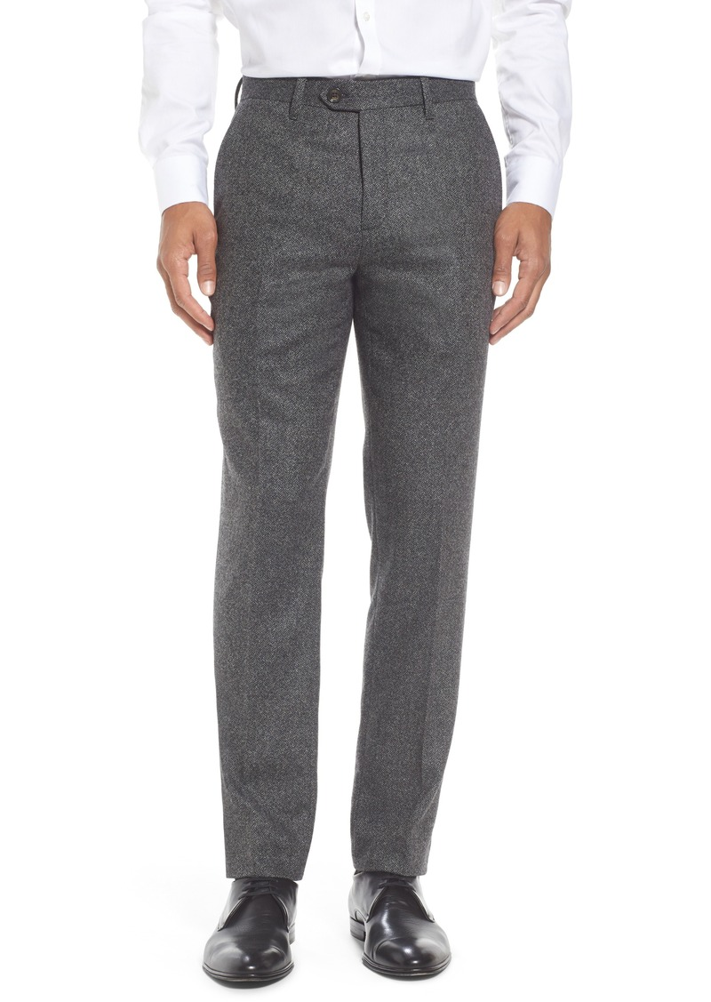 Modern Slim Fit Trousers