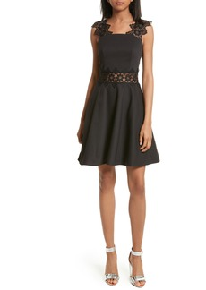 Ted Baker London Monaa Fit & Flare Dress