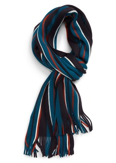 Ted Baker London Muster Stripe Scarf