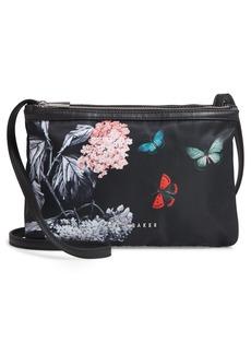 Ted Baker London Myyaa Narrnia Nylon Crossbody Bag