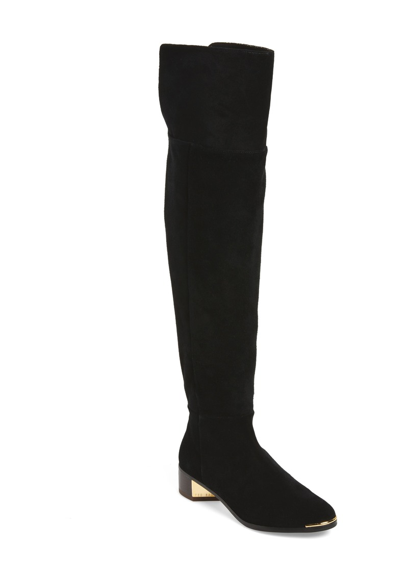 7ed169a3e3a4 Ted Baker Ted Baker London Nayomie Over the Knee Boot (Women) Now ...