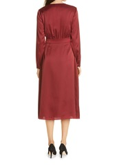 Ted Baker London Neenha Long Sleeve Wrap Dress