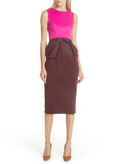 Ted Baker London Nikkita Tulip Bow Sheath Dress