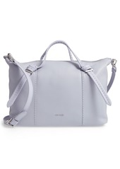 Ted Baker London Oellie Knotted Handle Large Leather Tote