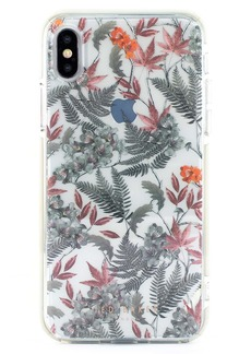 Ted Baker London Olympia Anti Shock iPhone X/Xs/Xs Max & XR Case