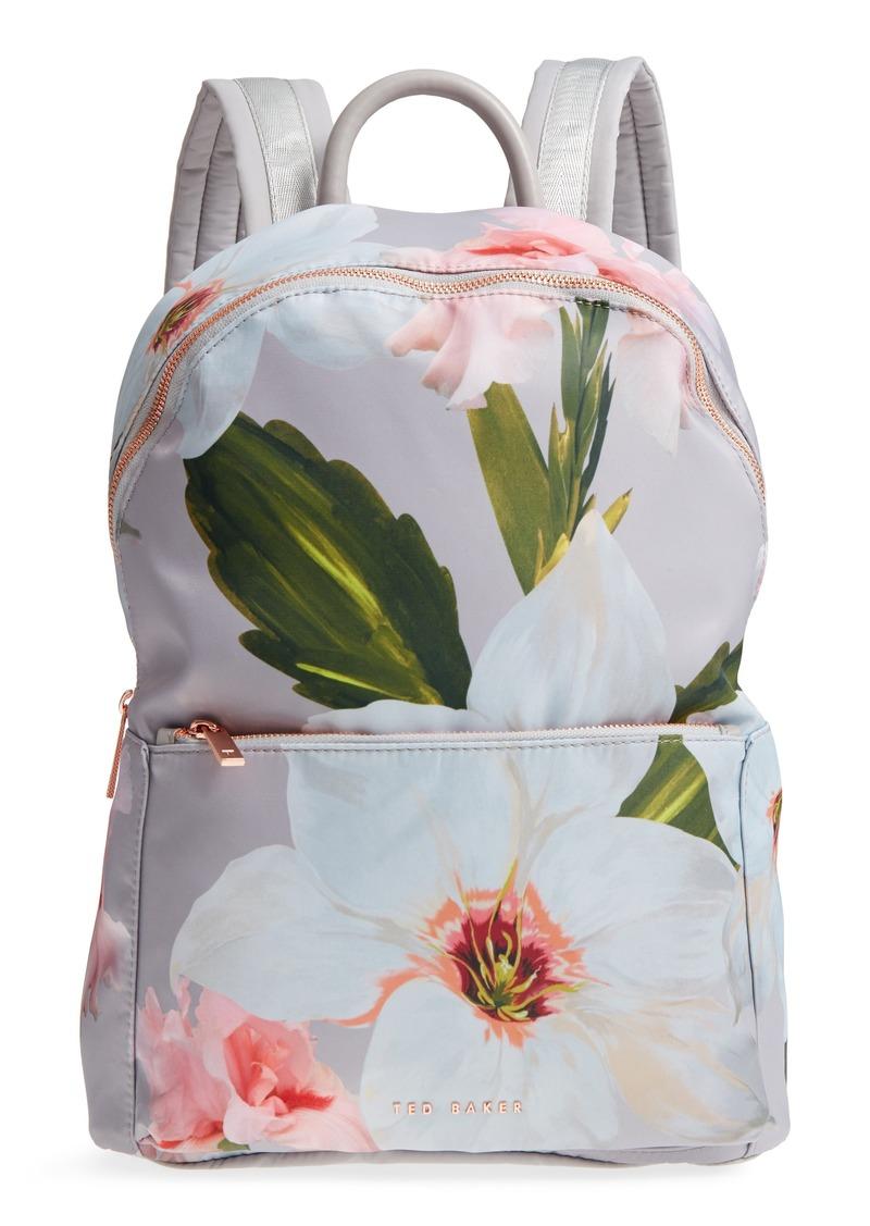 178673e94 Ted Baker Ted Baker London Osmoni Chatsworth Bloom Nylon Backpack ...