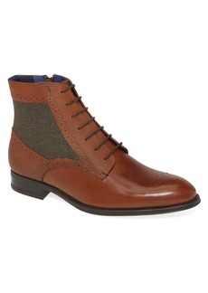 Ted Baker London Otelis Felt Inset Boot (Men)