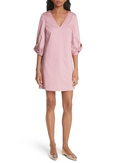 Ted Baker London Oversize Sleeve Tunic Dress