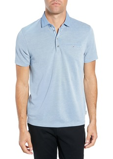 Ted Baker London Owen Slim Fit Soft Touch Piqué Polo