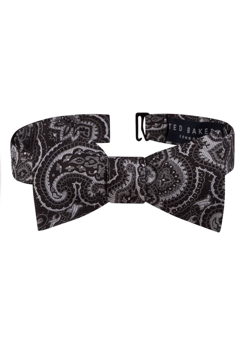 a8203f007100 Ted Baker Ted Baker London Paisley Silk Bow Tie | Ties