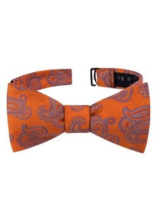 Ted Baker London Paisley Silk Bow Tie