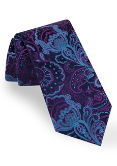 Ted Baker London Paisley Silk Tie
