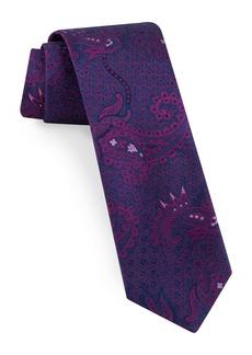 Ted Baker London Paisley Silk Tie