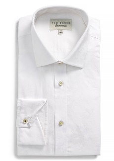 Ted Baker London Pampa Trim Fit Floral Dress Shirt