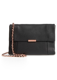 Ted Baker London Parson Leather Crossbody Bag