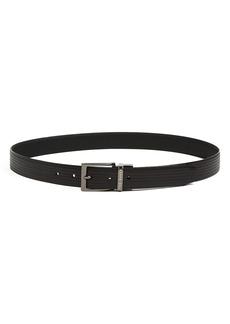 Ted Baker London Peckam Reversible Leather Belt