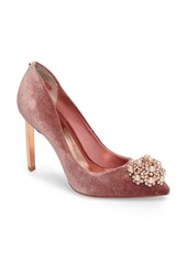 Ted Baker London 'Peetch' Pointy Toe Pump (Women)