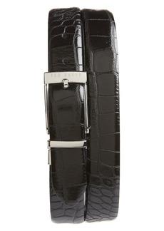 Ted Baker London Penna Reversible Leather Belt