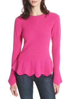 Ted Baker London Peplum Sweater