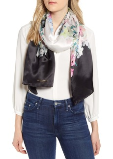 Ted Baker London Perriee Pergola Floral Silk Scarf