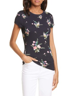 Ted Baker London Persisa Flourish Fitted Tee