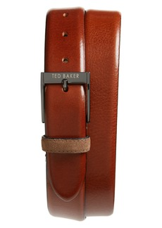 Ted Baker London Pests Leather Belt