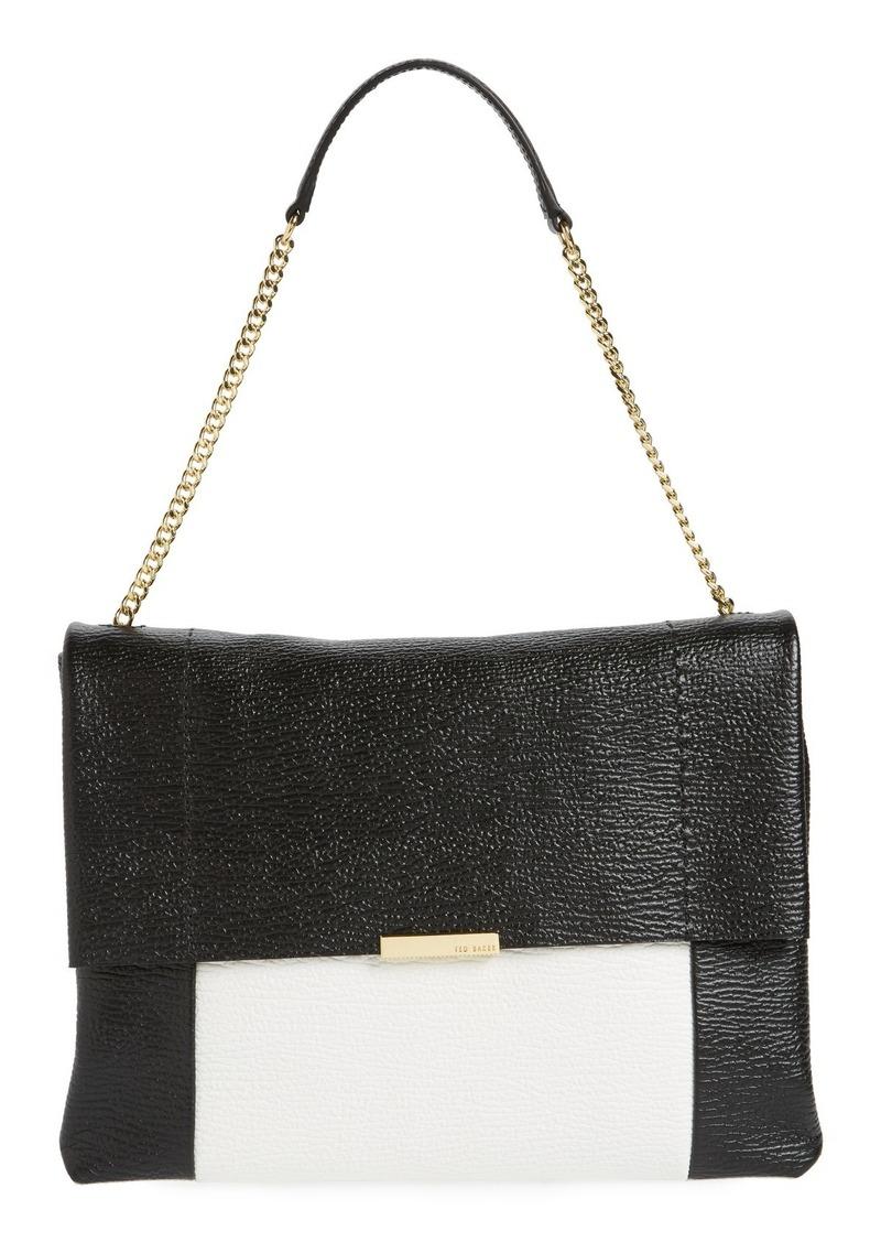 1311f8135 Ted Baker Ted Baker London Phellia Pebbled Leather Shoulder Bag ...