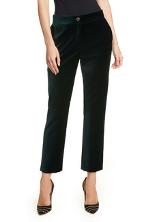 Ted Baker London Philat Velvet Tailored Trousers