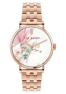 Ted Baker London Phylipa Serendipity Bracelet Watch, 37mm
